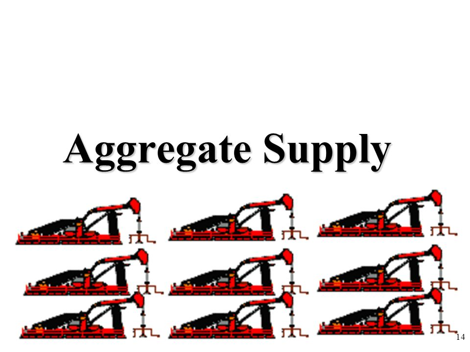 Aggregate Supply 14