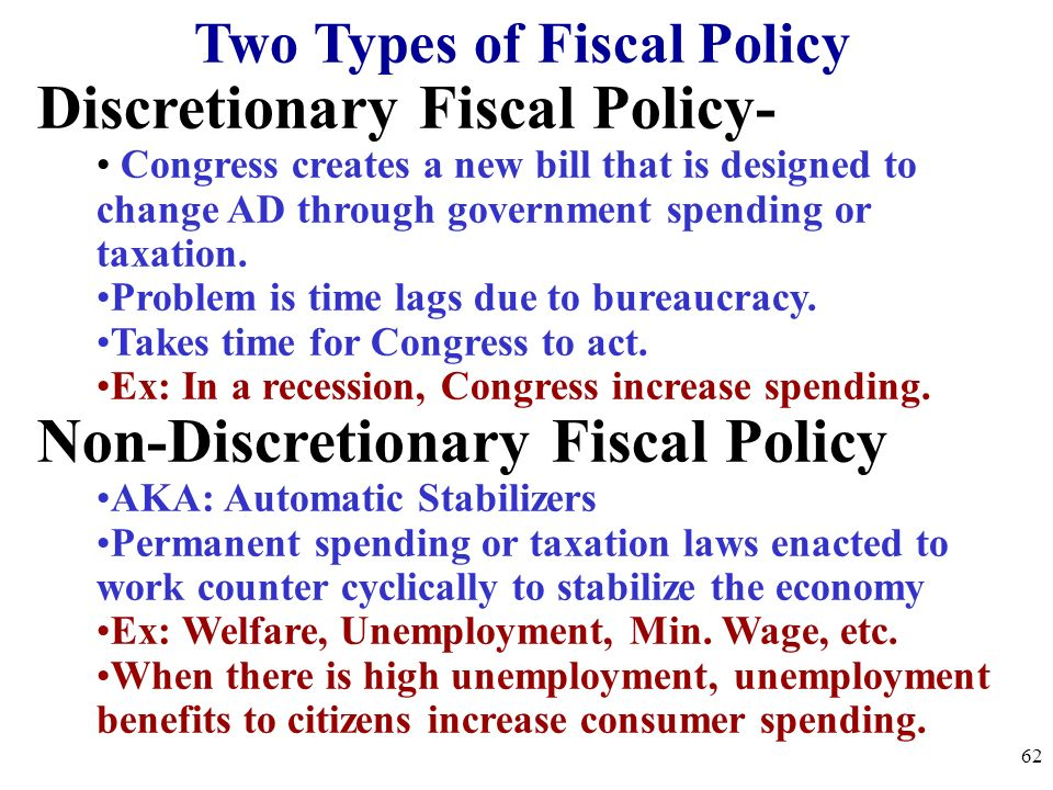 what are the three fiscal policy lags that complicate the task for policy makers of using fiscal pol The second constraint on policy-makers is the need to finance current and future fiscal deficits any increase in interest rates will make government borrowing more expensive, and so worsen fiscal sustainability.