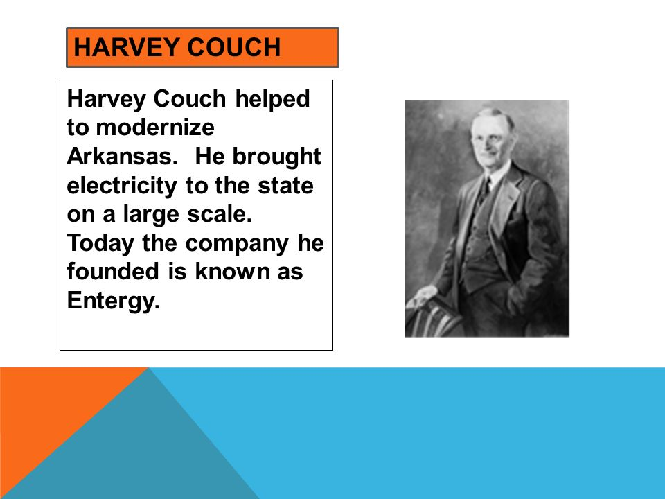 Harvey Couch