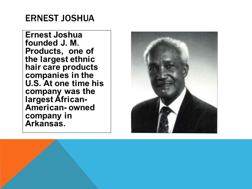 Ernest Joshua