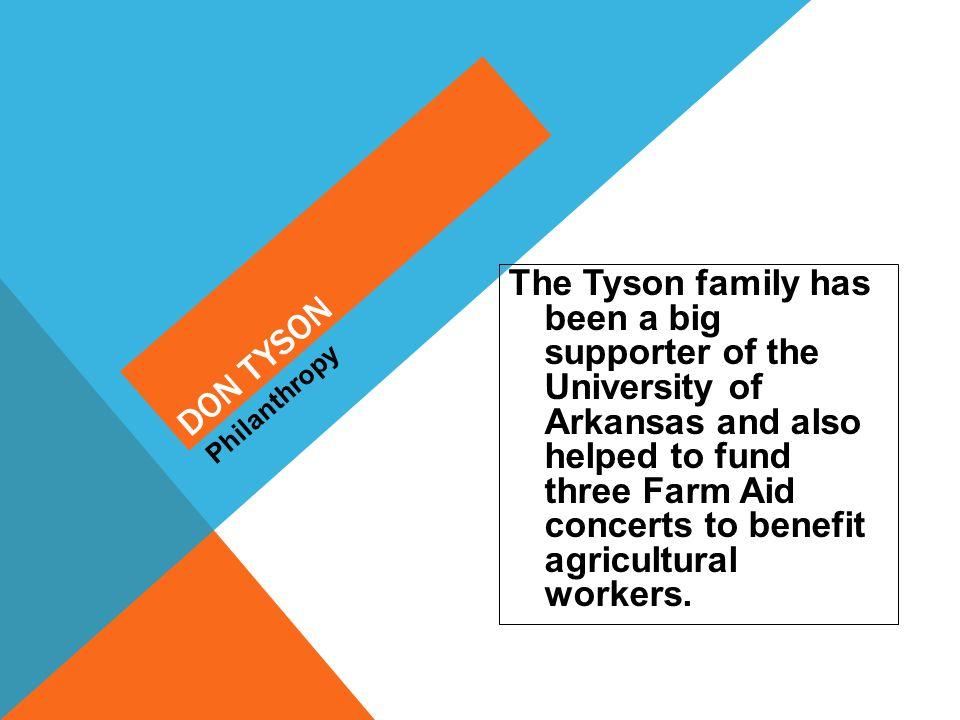 Don Tyson