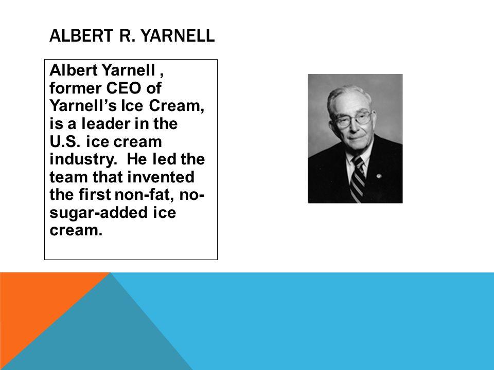 Albert R. Yarnell