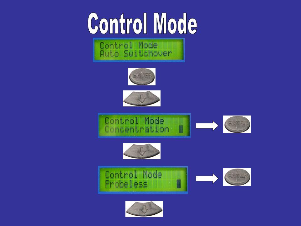 Control Mode