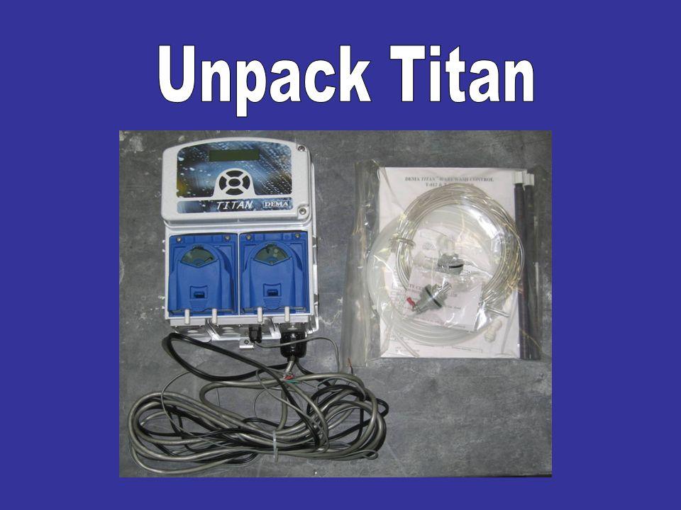 Unpack Titan