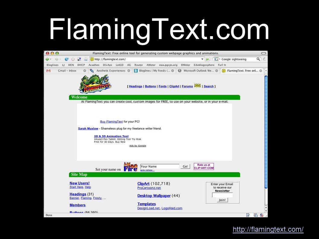 FlamingText.com http://flamingtext.com/