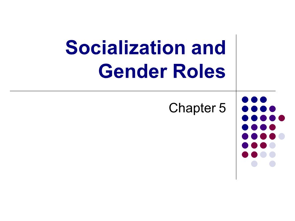 gender roles in the united states essay This post will be the first of a two-part series on gender inequality in the united states gender inequality is defined as the disparity in status, power and prestige between people who identify as women and men.