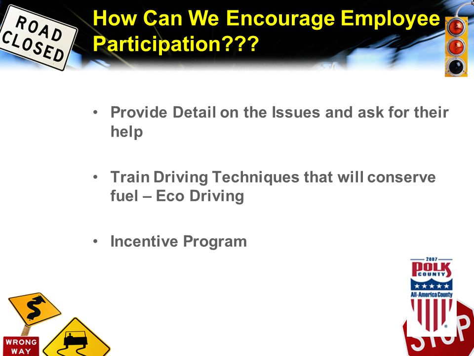 How Can We Encourage Employee Participation