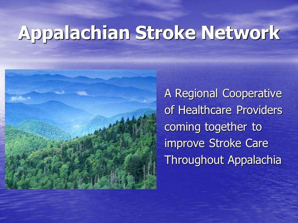 Appalachian Stroke Network