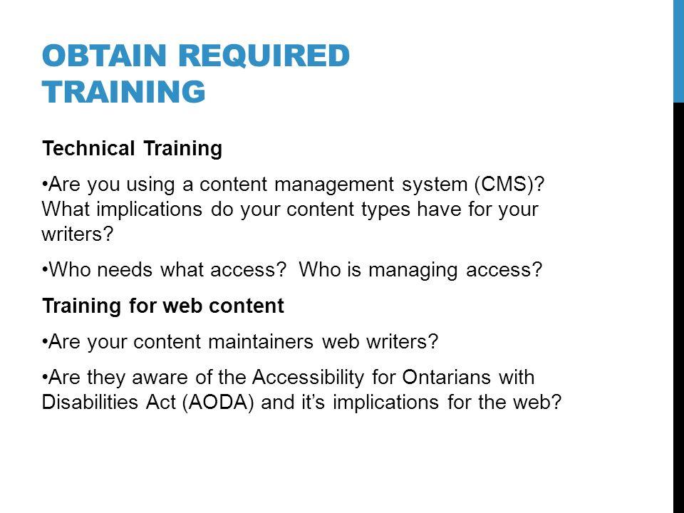 Plan website information architecture