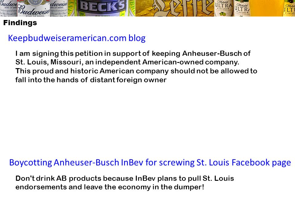 Keepbudweiseramerican.com blog