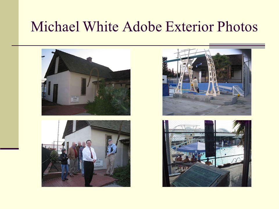 Michael White Adobe Exterior Photos