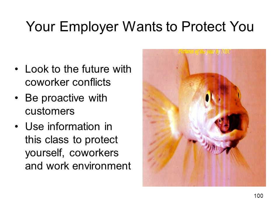Your Employer Wants to Protect You