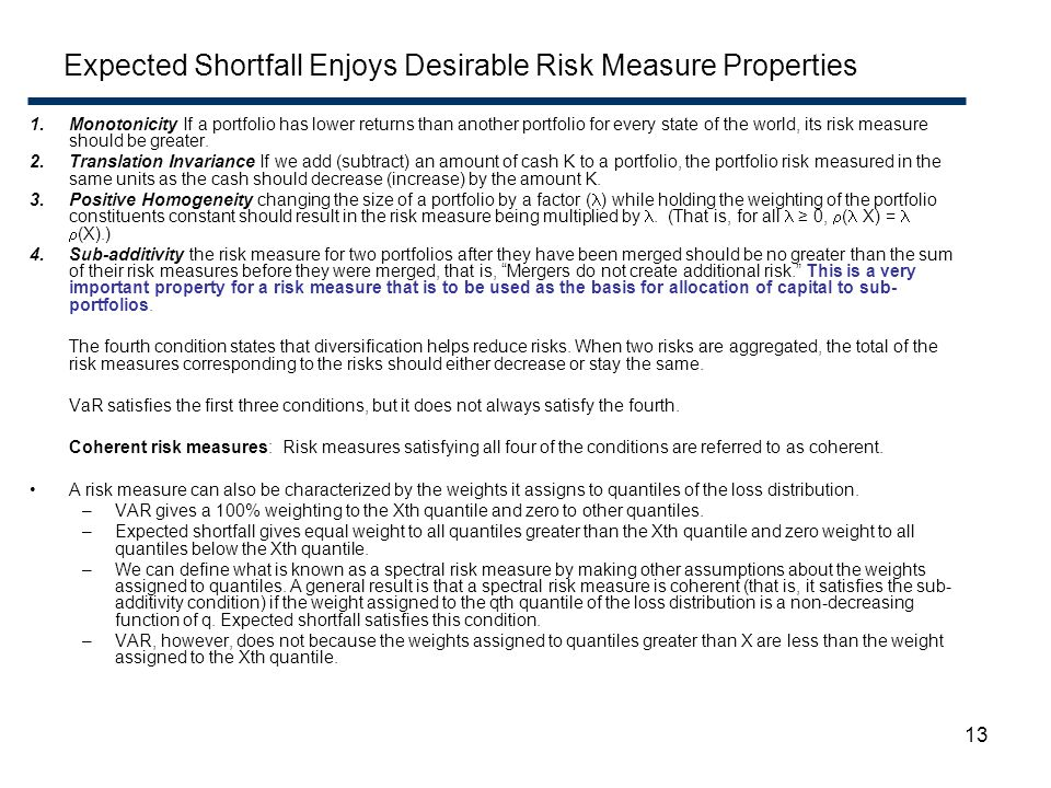 Expected Shortfall Enjoys Desirable Risk Measure Properties