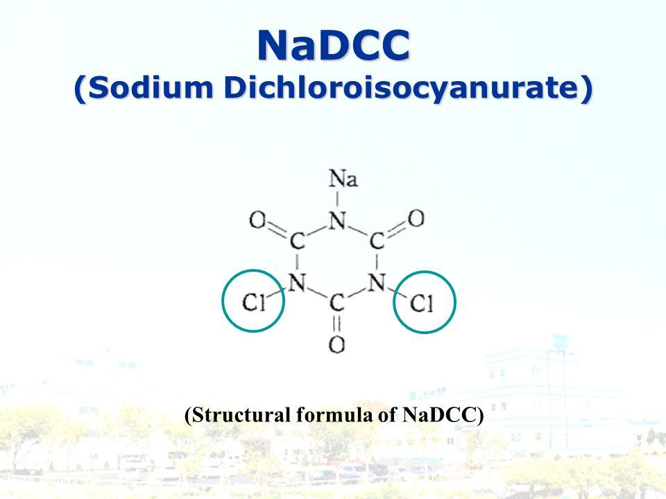 NaDCC (Sodium Dichloroisocyanurate)