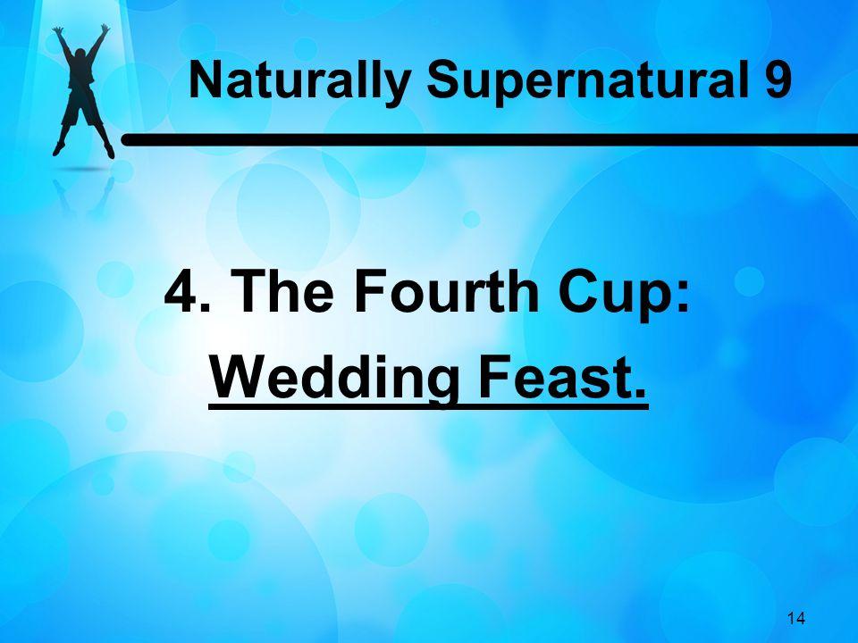 Naturally Supernatural 9