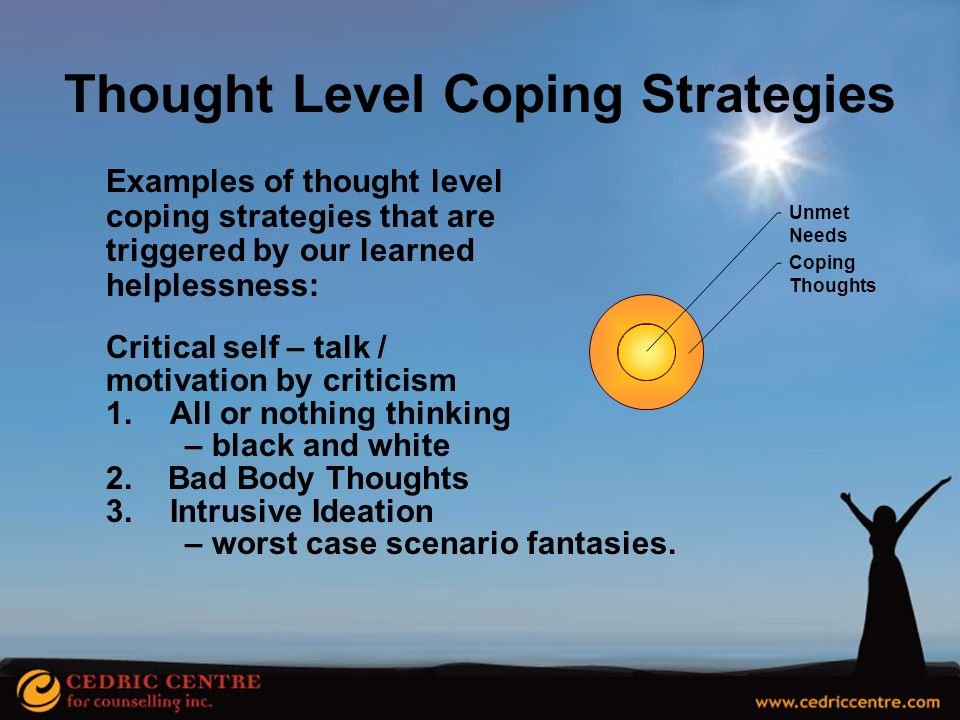Thought Level Coping Strategies