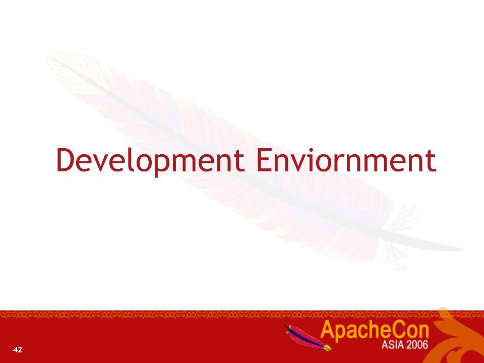 Development Enviornment