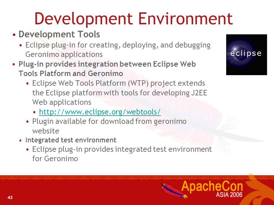Development Environment