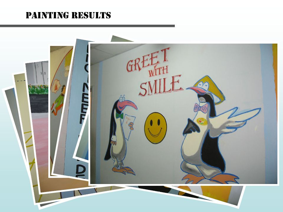 Painting results