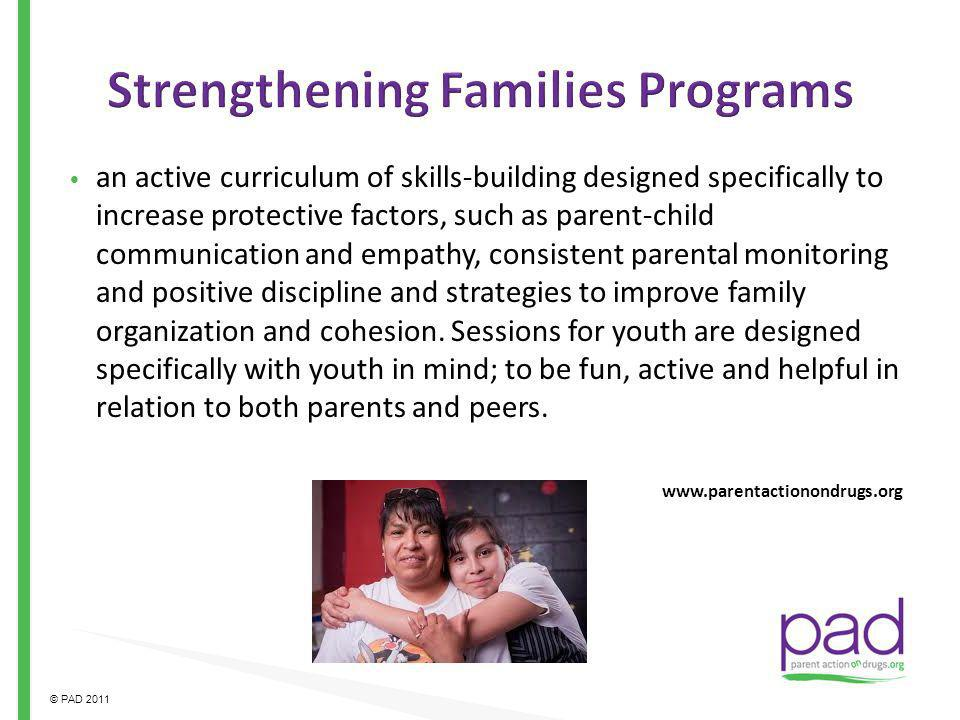 Strengthening Families Programs