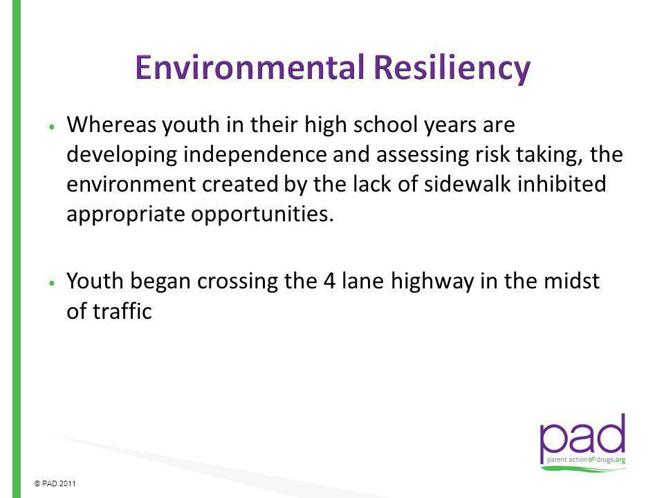 Environmental Resiliency