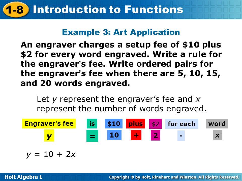 Example 3: Art Application