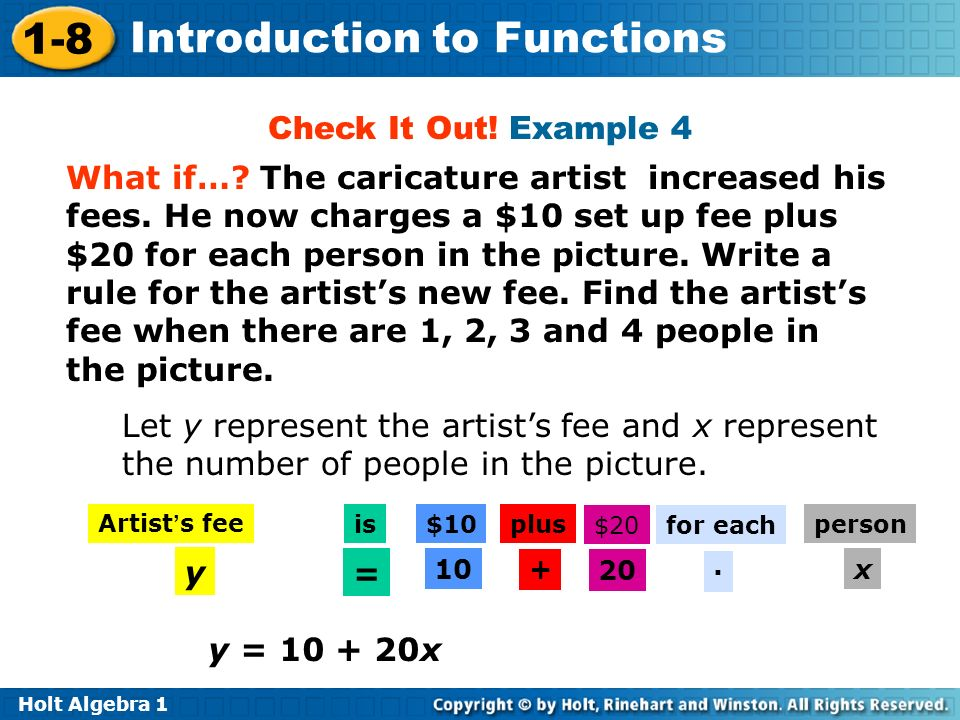Check It Out! Example 4