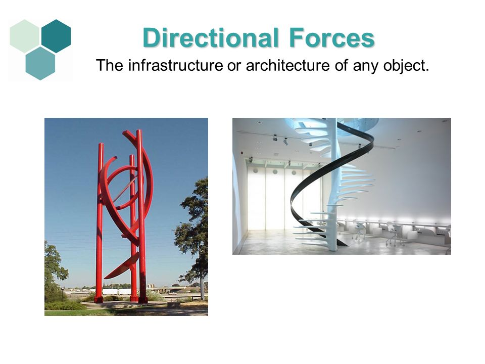 The infrastructure or architecture of any object.