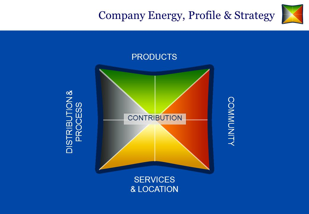 Company Energy, Profile & Strategy