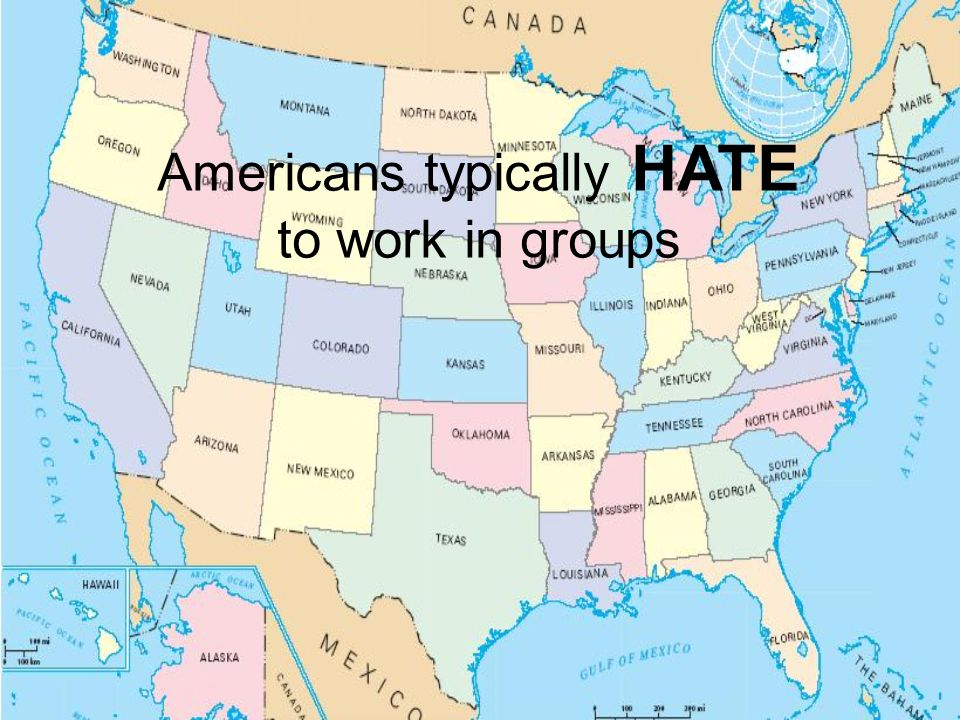 Americans typically HATE