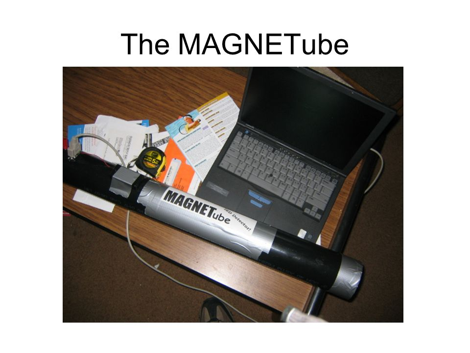 The MAGNETube