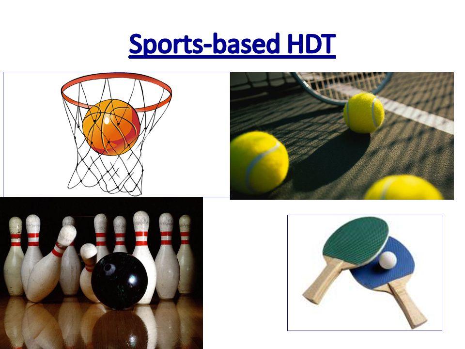 Sports-based HDT