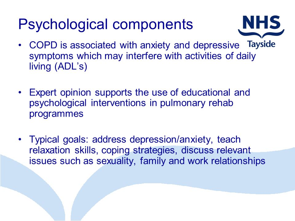 Psychological components