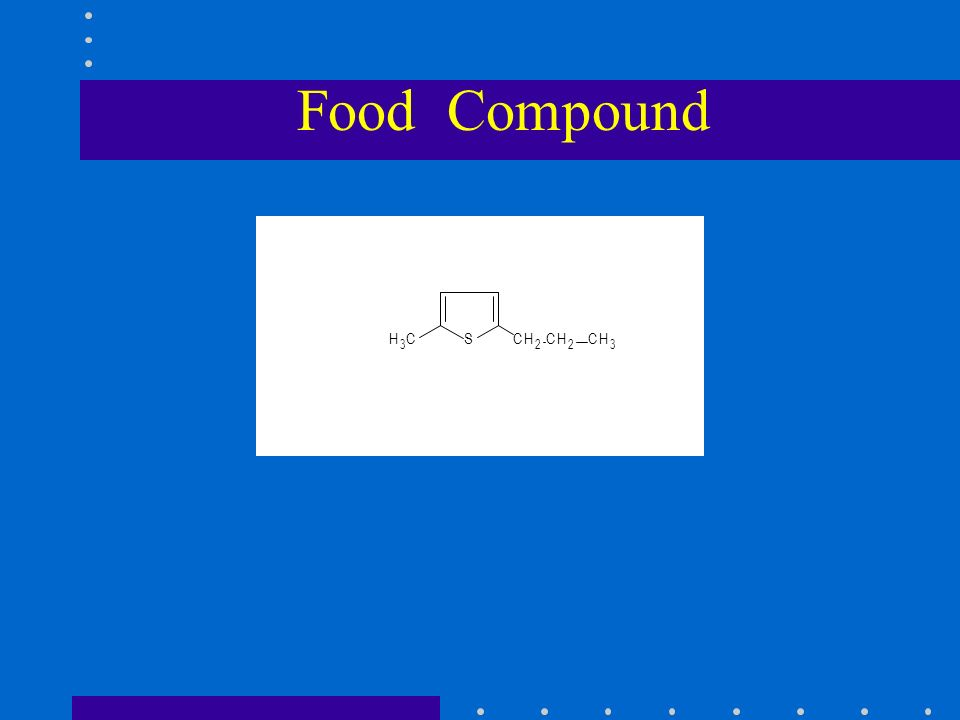 Food Compound S C H 2 3