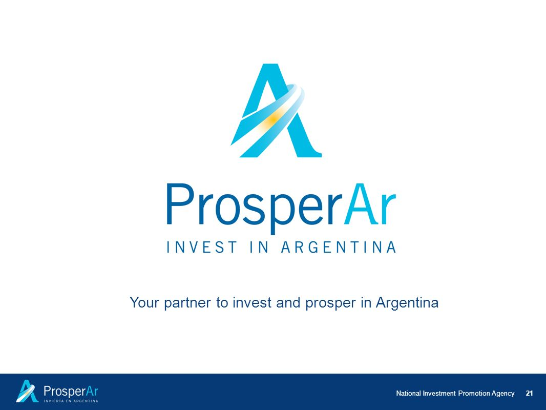 Your partner to invest and prosper in Argentina