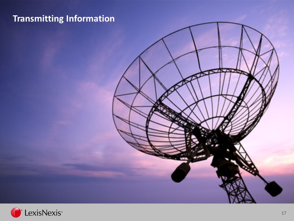 Transmitting Information