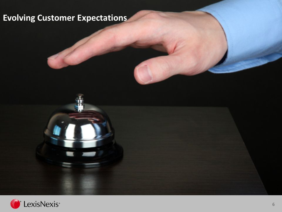 Evolving Customer Expectations