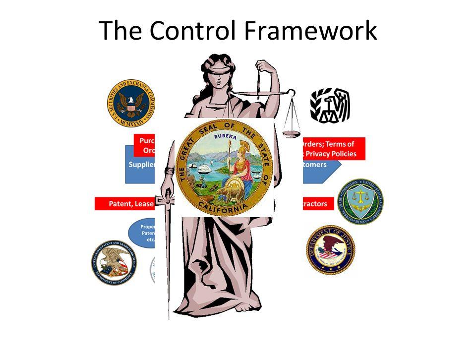 The Control Framework