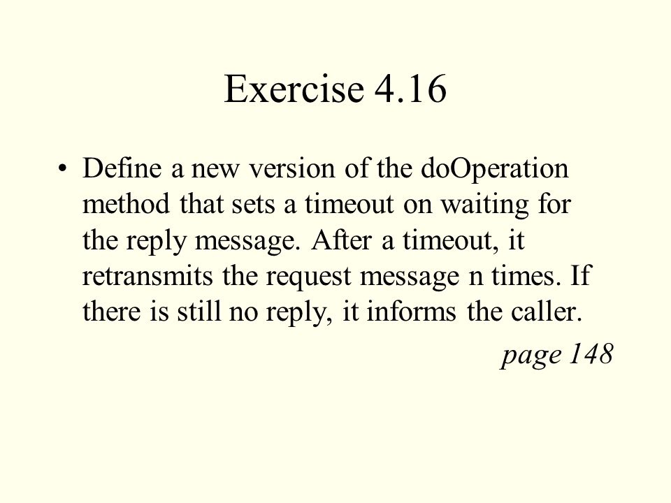 Exercise 4.16