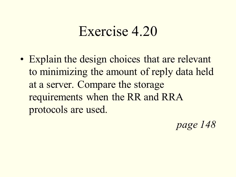 Exercise 4.20