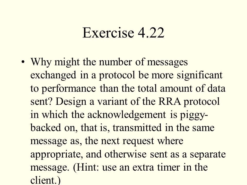 Exercise 4.22