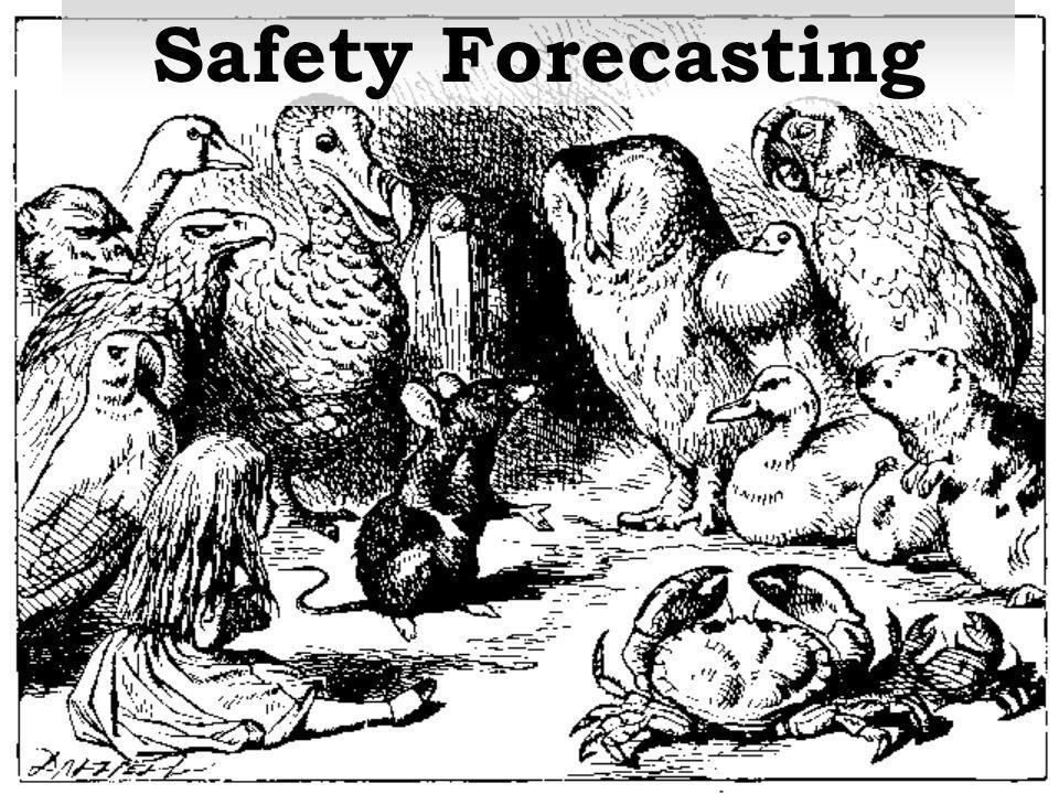 Safety Forecasting
