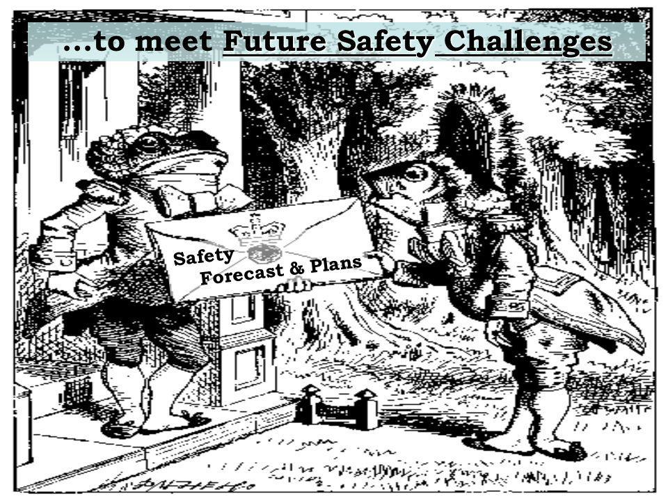 ...to meet Future Safety Challenges