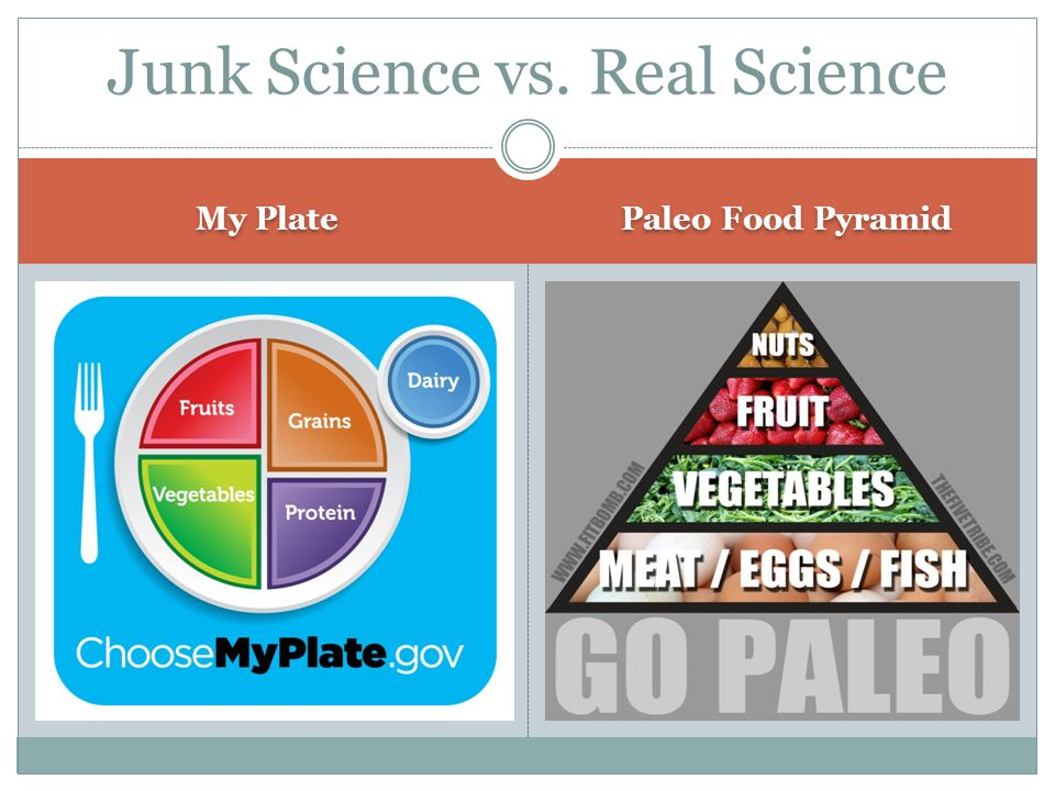 Junk Science vs. Real Science