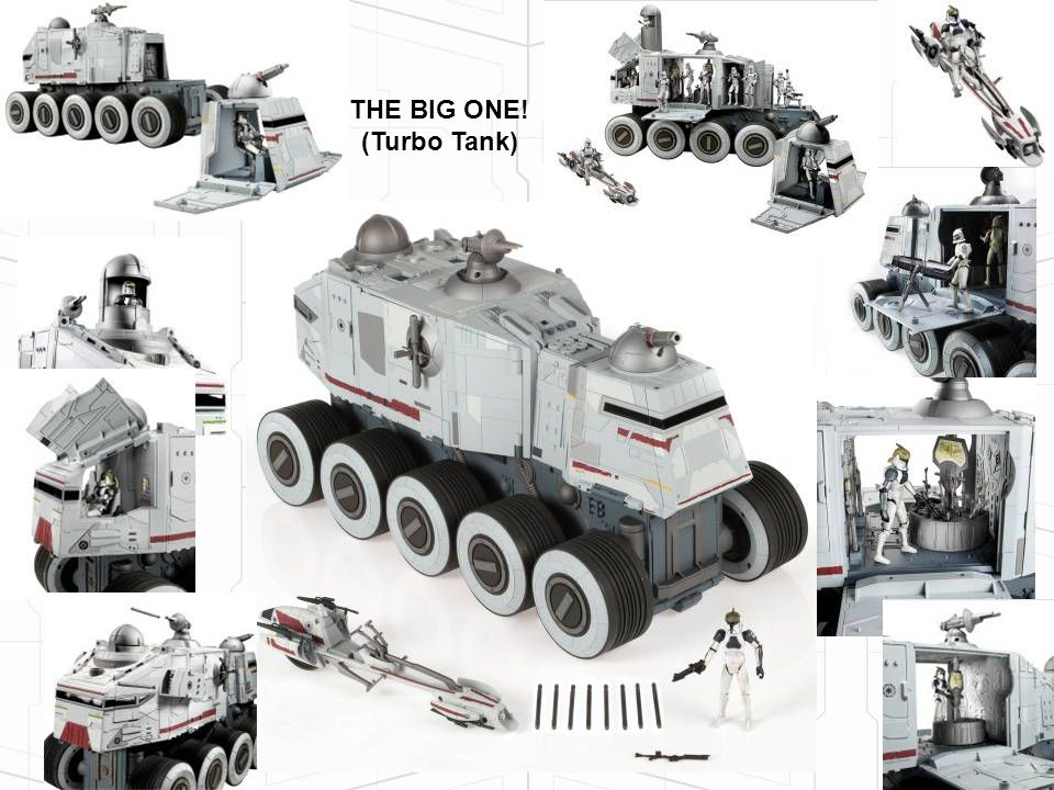 THE BIG ONE! (Turbo Tank)