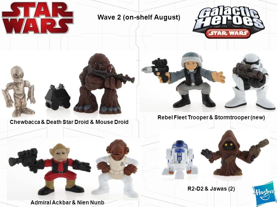 Wave 2 (on-shelf August)