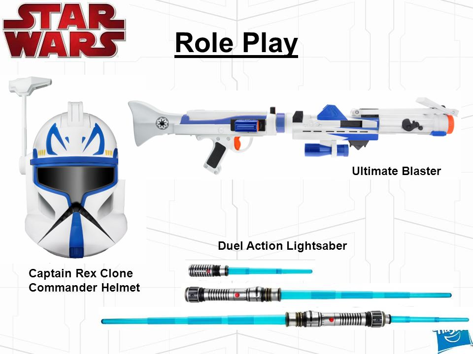 Role Play Ultimate Blaster Duel Action Lightsaber