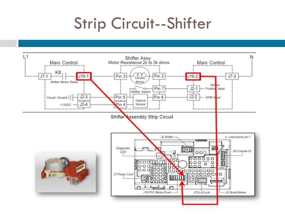 Strip Circuit--Shifter