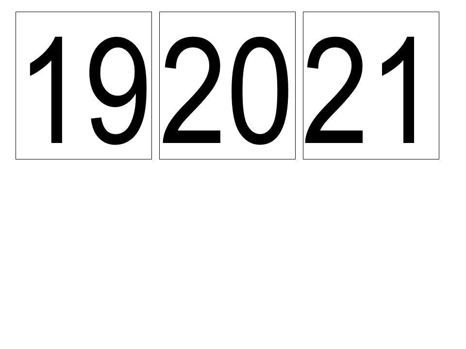 19 20 21