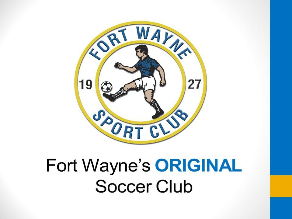 Fort Wayne's ORIGINAL Soccer Club